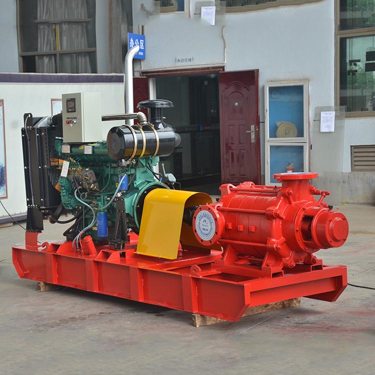 选购柴油机消防泵组有哪些注意事项