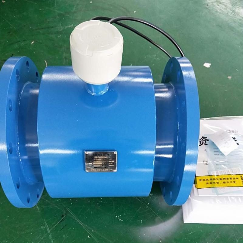 LDG-65电磁流量计流量出现问题如何解决?