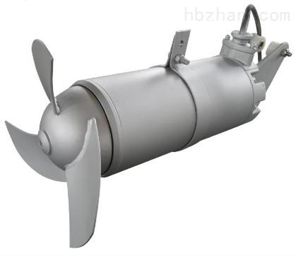 潜水搅拌机采用仿生叶片设计有何好处呢?