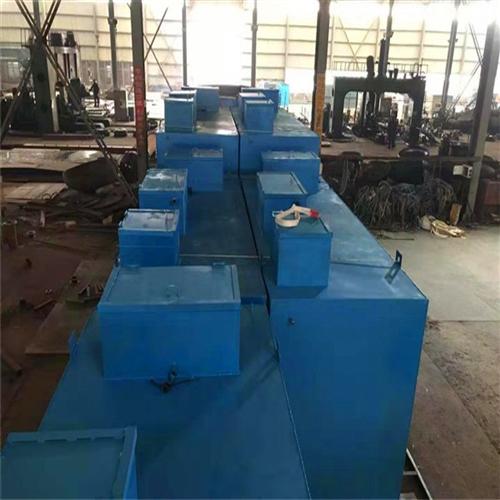 一体化中水处理设备工艺原理及优缺点