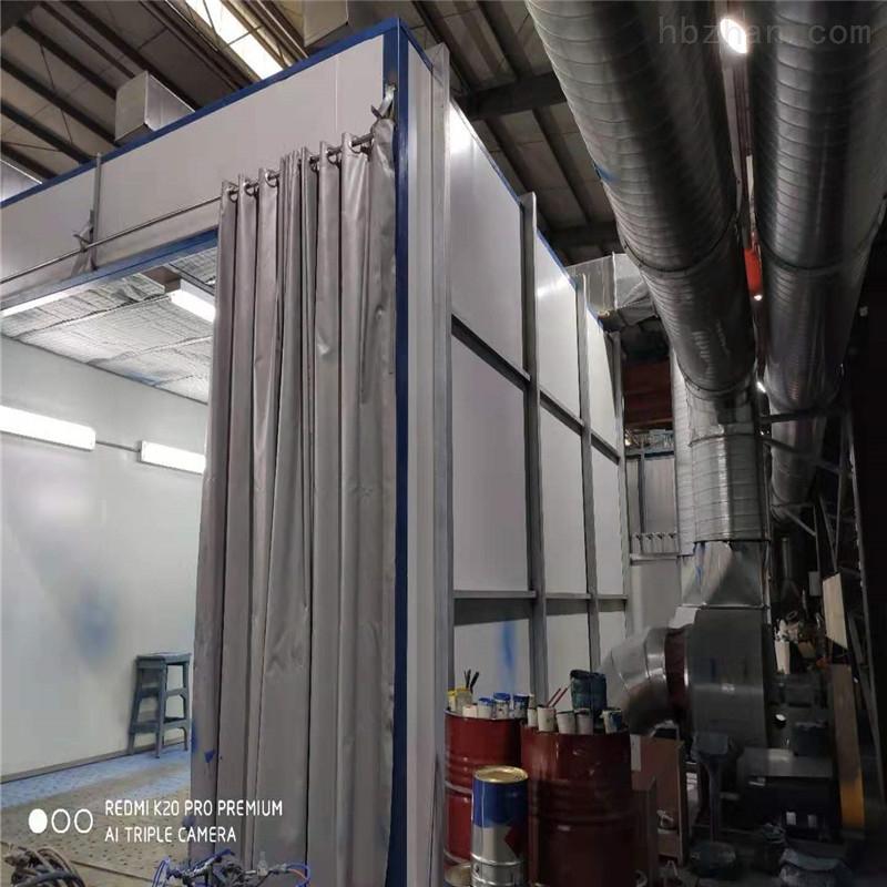 上海喷漆房废气处理设备厂家