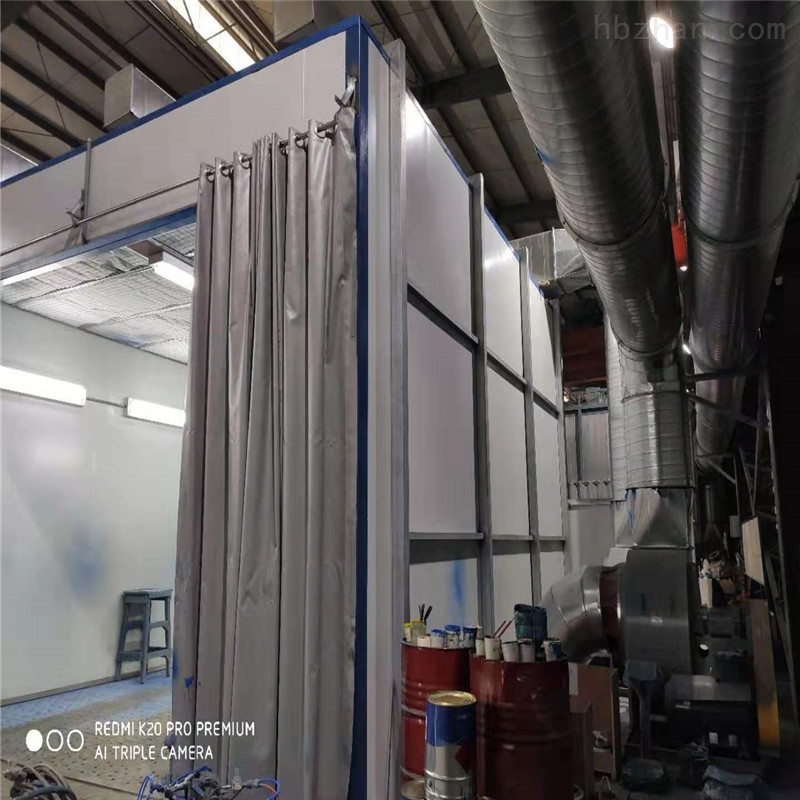江苏喷漆房废气处理设备专业定制
