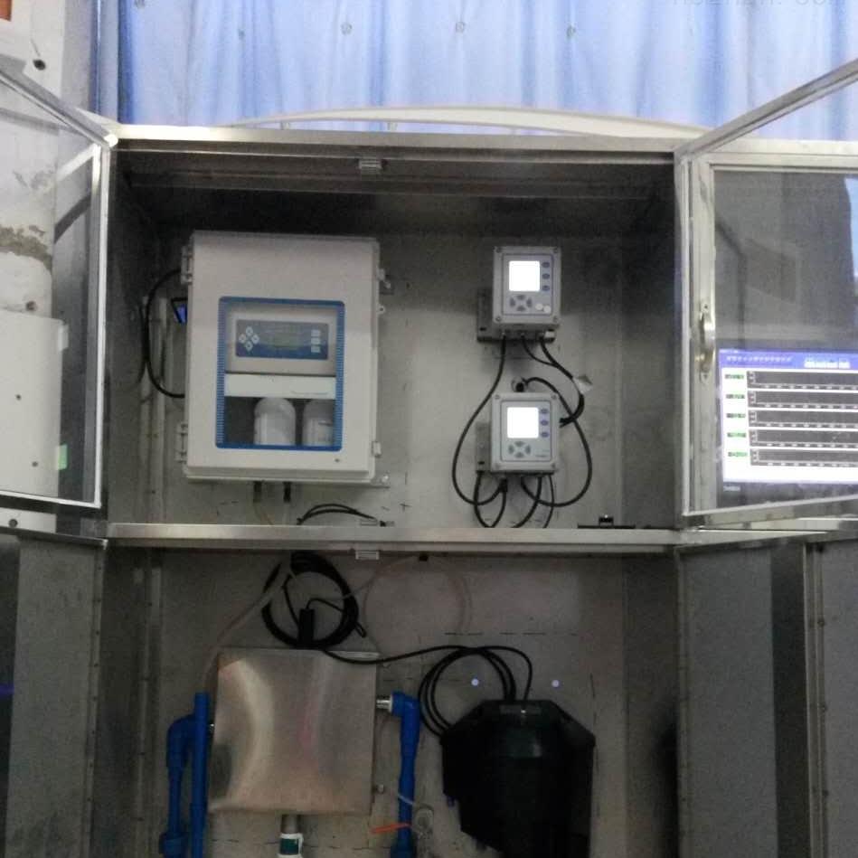 水厂余氯在线检测仪
