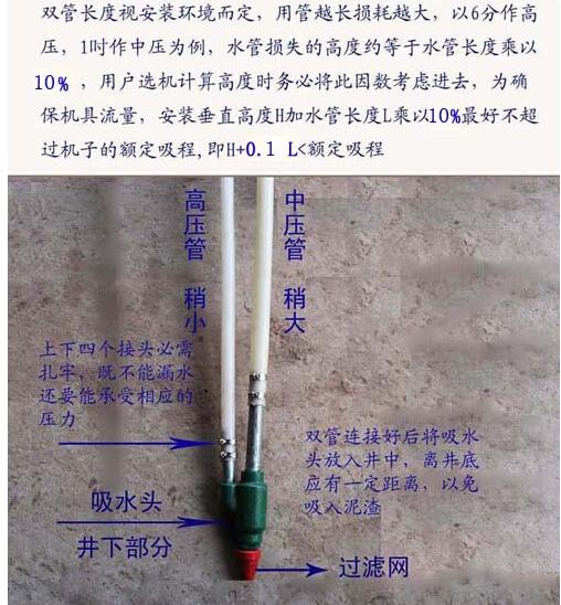 螺杆自吸泵安装图