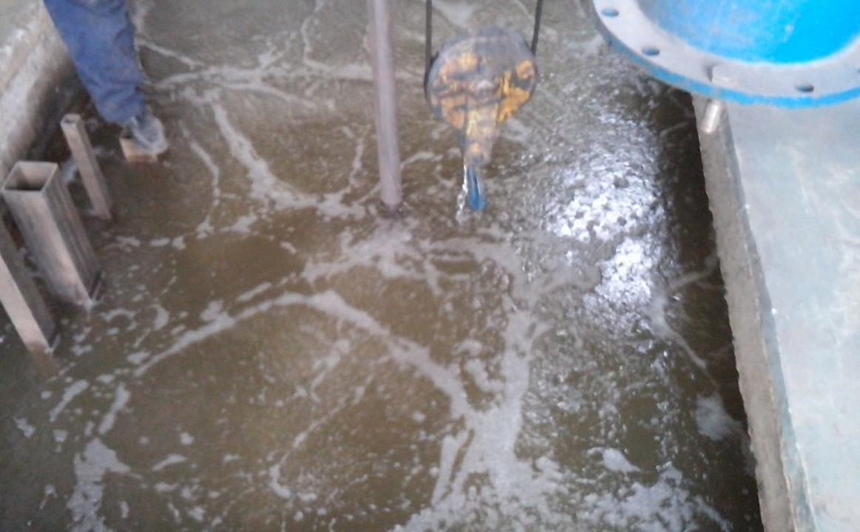 氧化池潜水离心曝气机价格QXB-3.0kw示例图9