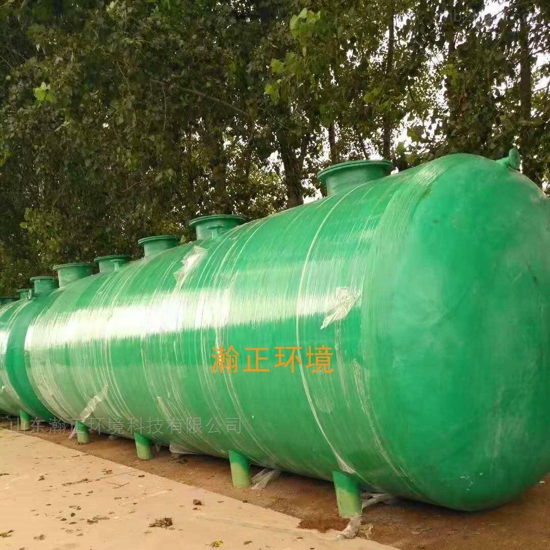生活污水一体式污水处理设备瀚正环境