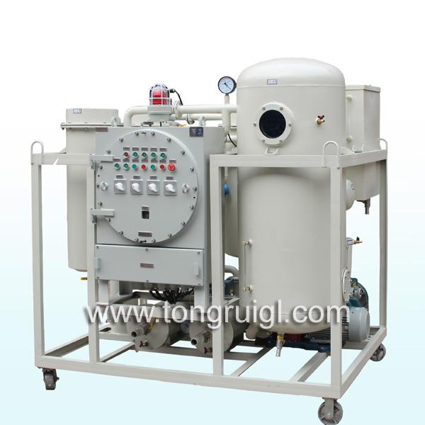 ZJC-100F防爆式汽轮机透平油滤油机