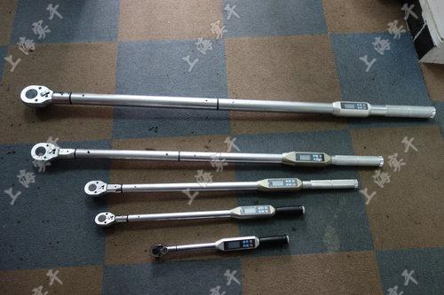 SGSX-100数显扭力扳手|20-100N.m可换头数显扭力扳手