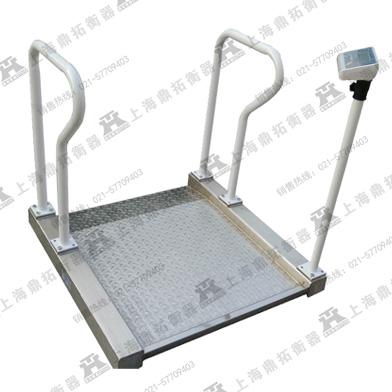 不锈钢进口轮椅秤