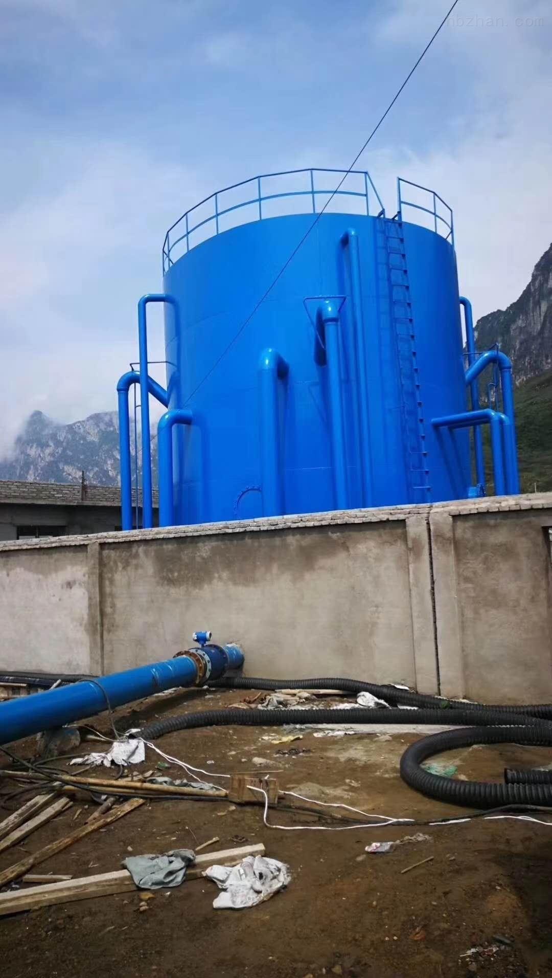 克孜勒生活废水一体化设备型号