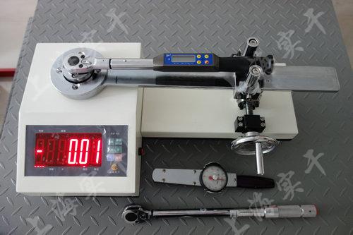 SGXJ扭矩扳手检定仪