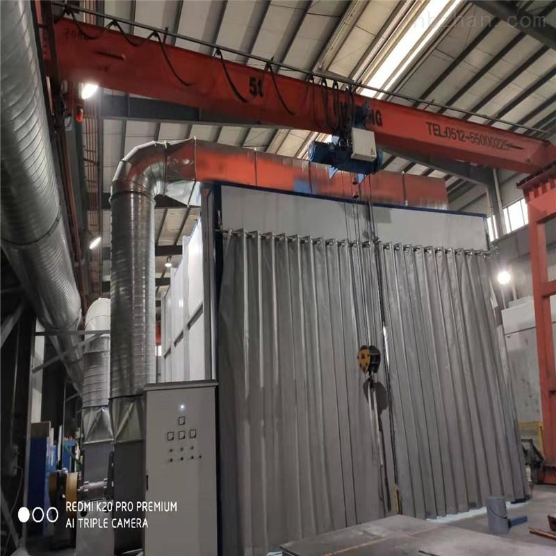 马鞍山喷漆房废气处理设备厂家直销