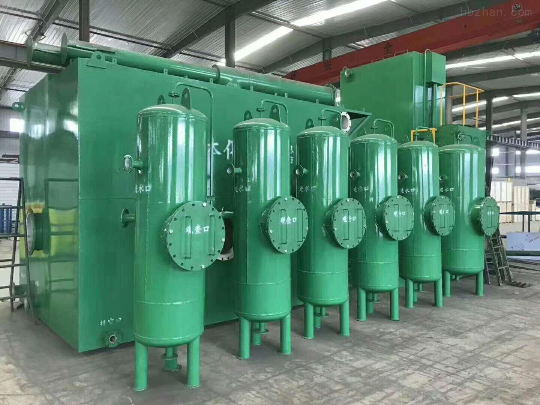 乐山地埋式污水处理一体化厂家排名