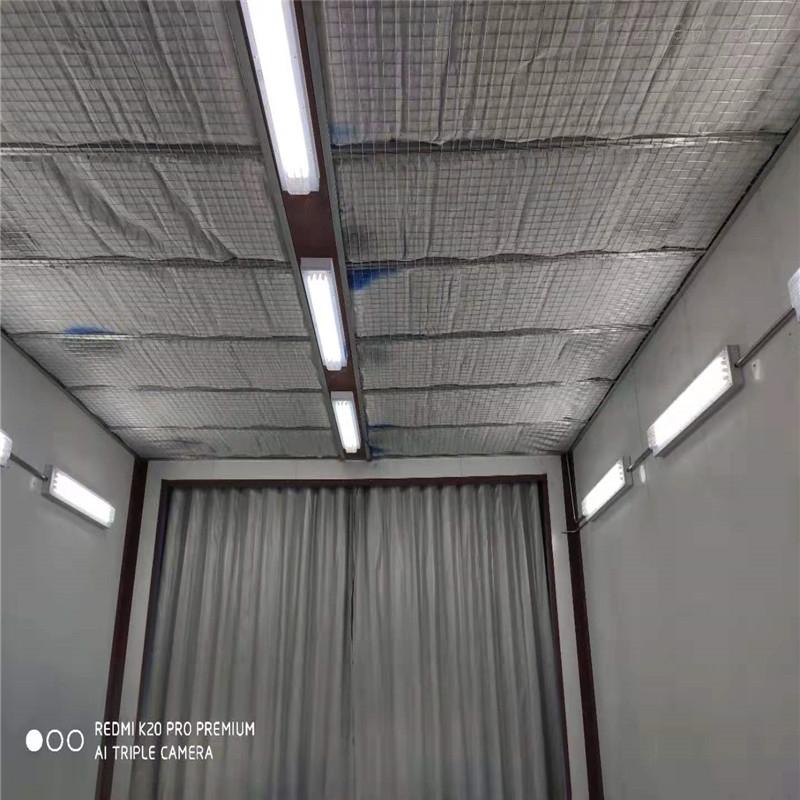 宿州地吸式喷漆房设备*