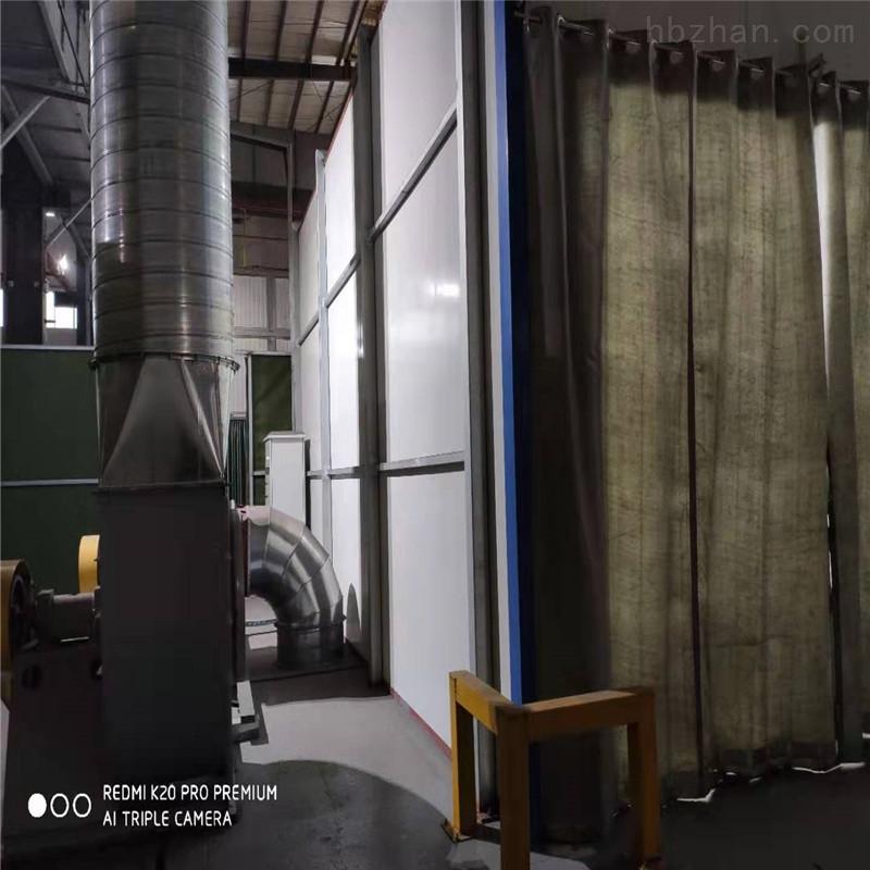 马鞍山地吸式喷漆房设备专业定制