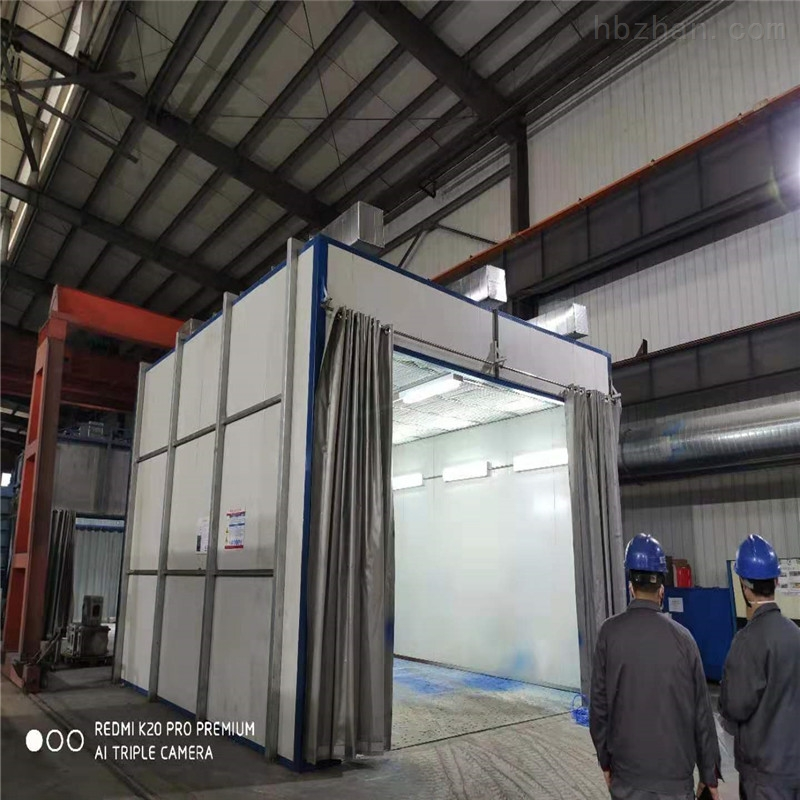 阜阳地吸式喷漆房设备生产厂家