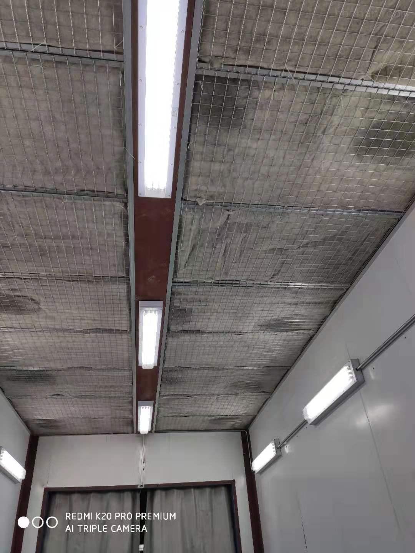 合肥侧吸式喷漆房设备价格