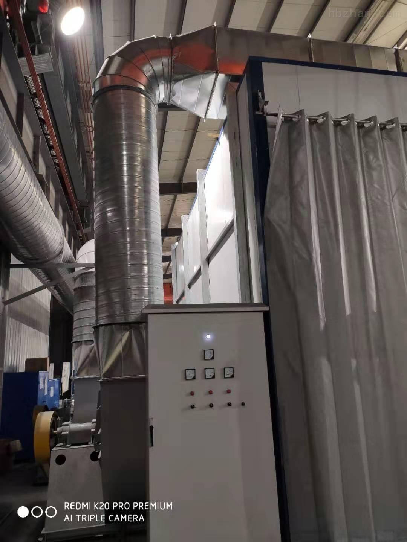 蚌埠喷漆房废气处理设备厂家