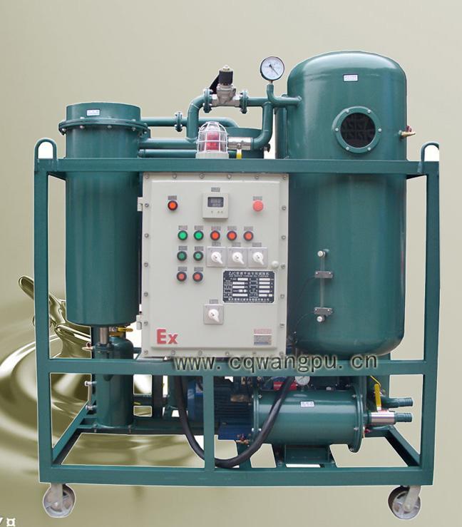 ZJC防爆型汽轮机透平油滤油机