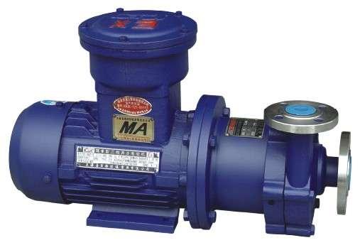 CQ系列不锈钢防爆磁力泵