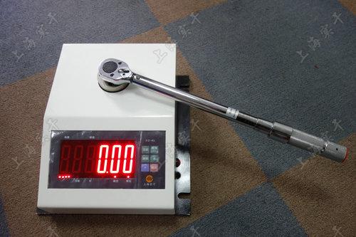 便携式扭力扳手检定仪-手动扭力扳手检定仪