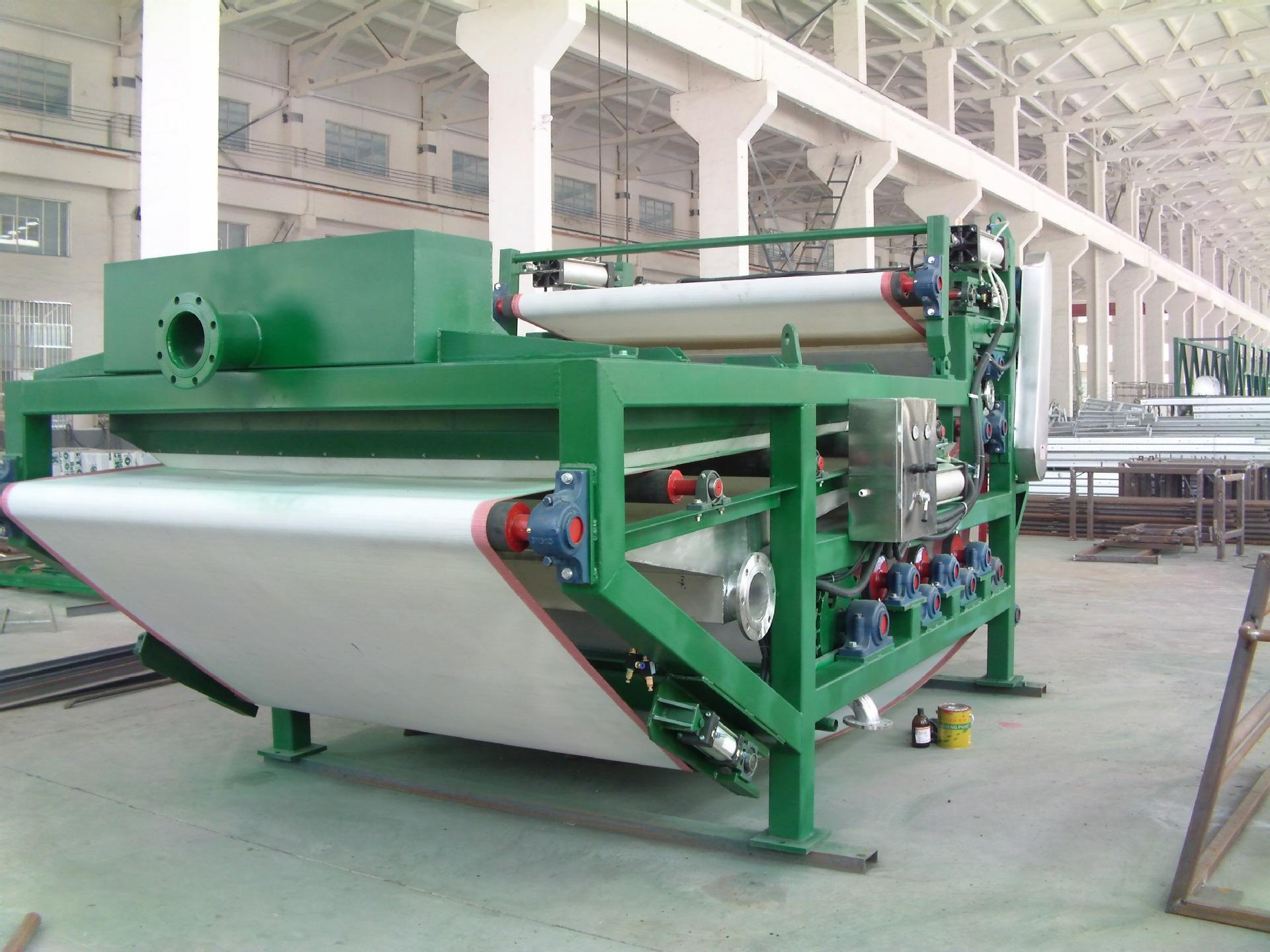 杭州真空带式压滤机