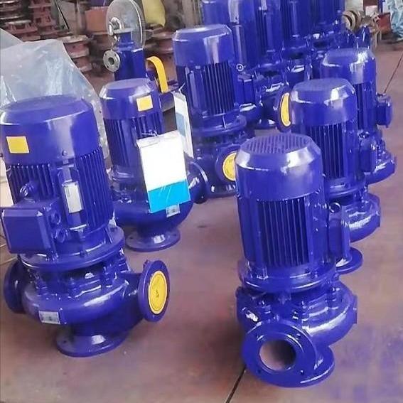 GW管道排污泵