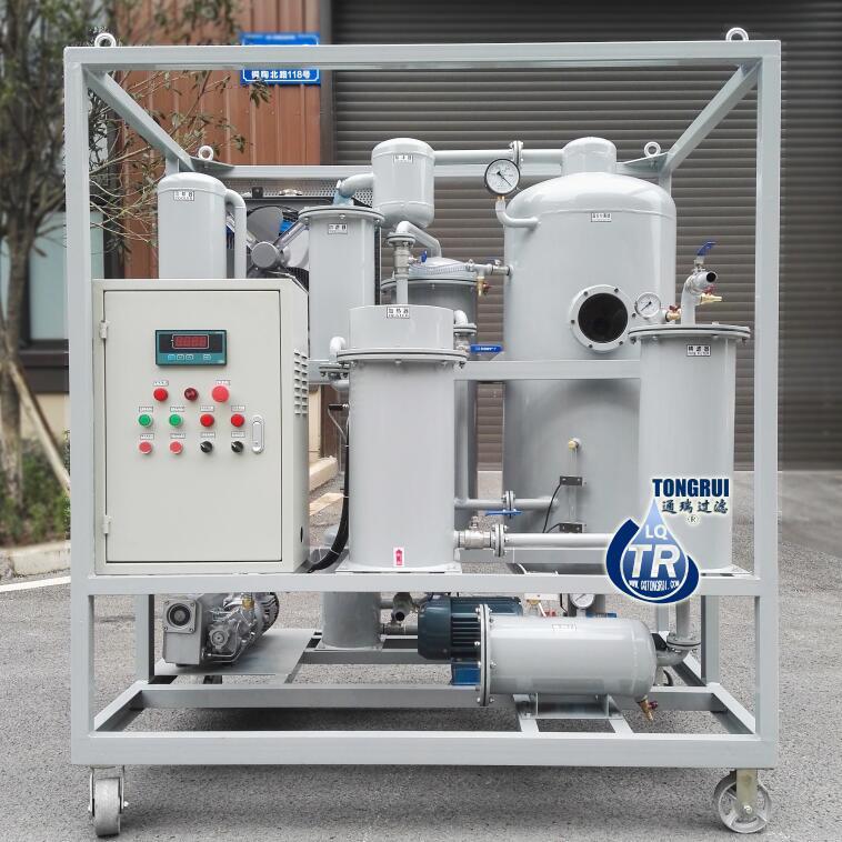 真空式液压油过滤机