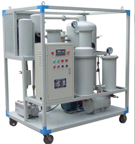 ZJD润滑油真空滤油机进口配置滤油机