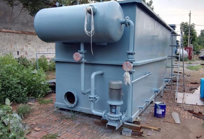 辐流式气浮机的功能特点和适用领域