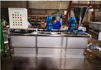 PAM絮凝剂制备系统