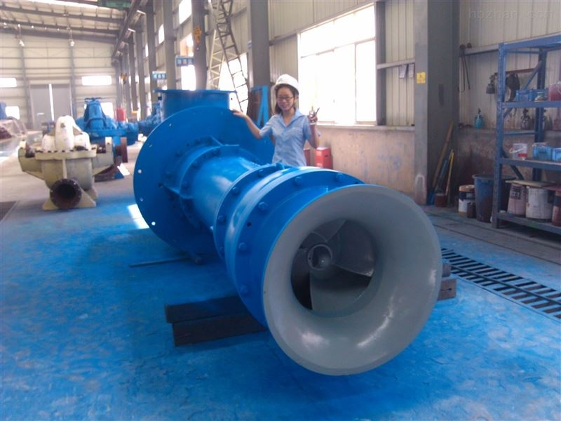 長軸深井泵