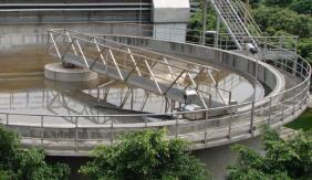 周边传动桥式吸泥机