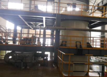 硫酸锌蒸发器