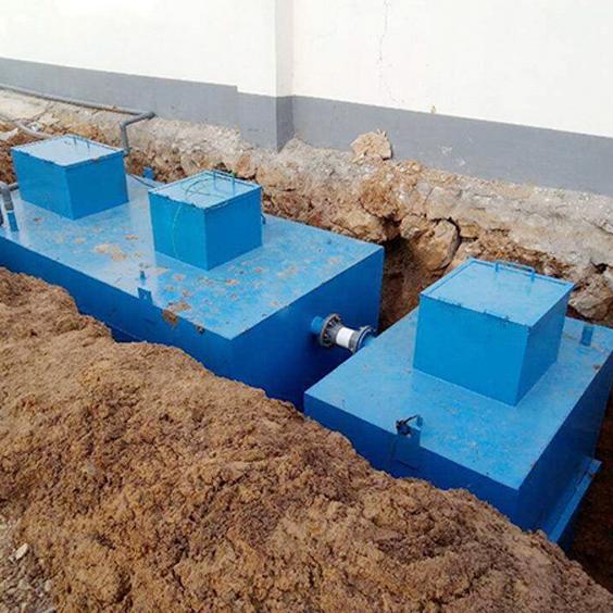汉中-疾控中心污水处理设备LYYTH