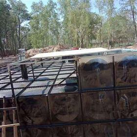 地埋式箱泵一体化18CS01图集说明