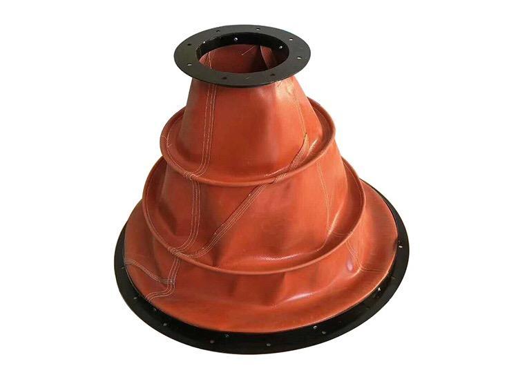 液态硅胶防火阻燃通风机进风口软连接
