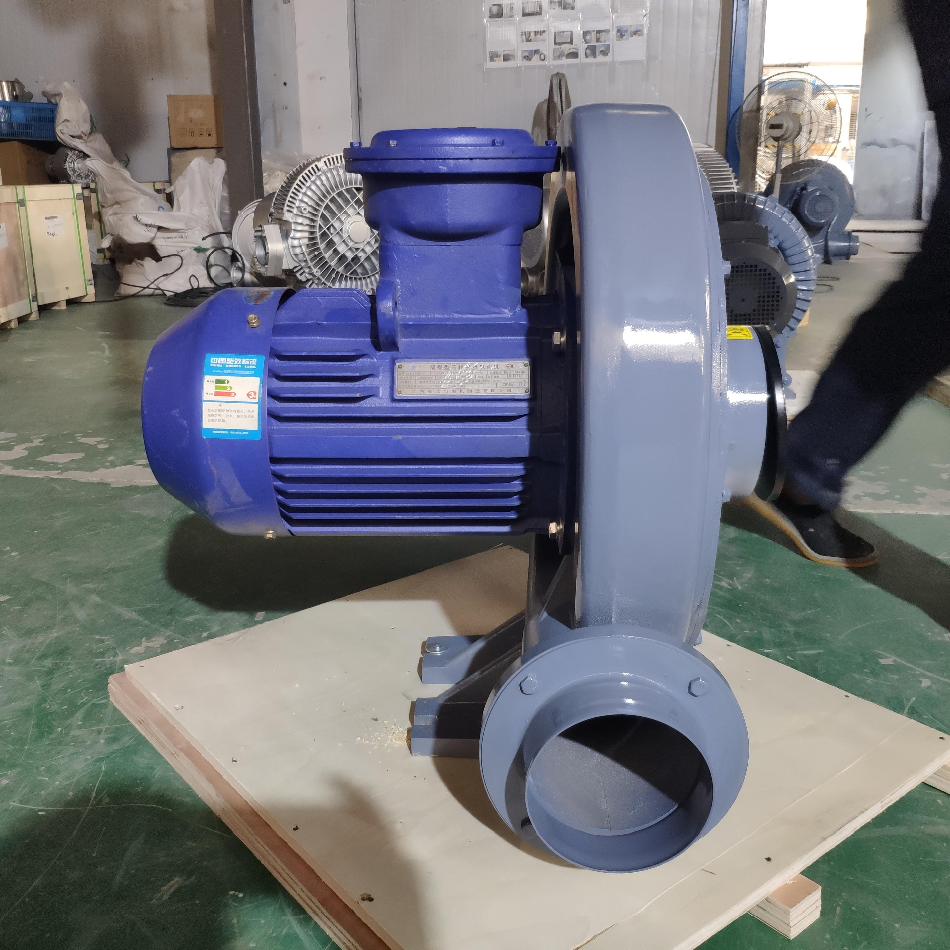 FX-3 2.2KW管道输送防爆风机