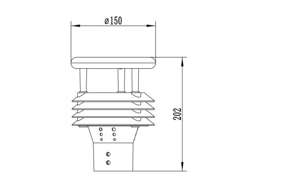 五要素气象仪产品尺寸图.png