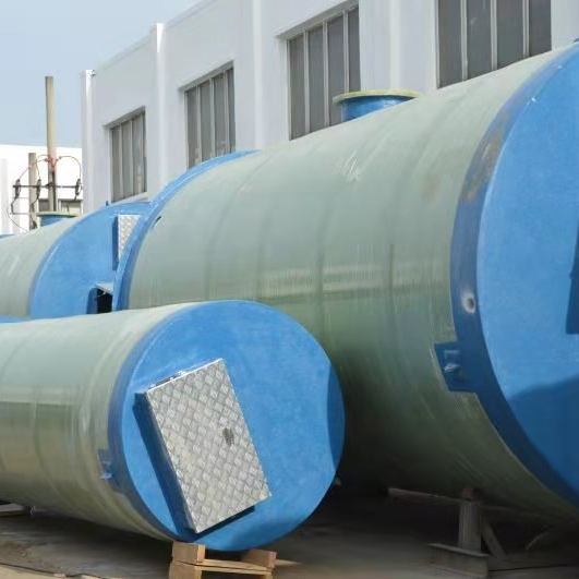 四川乐山一体化污水提升泵站应用领域