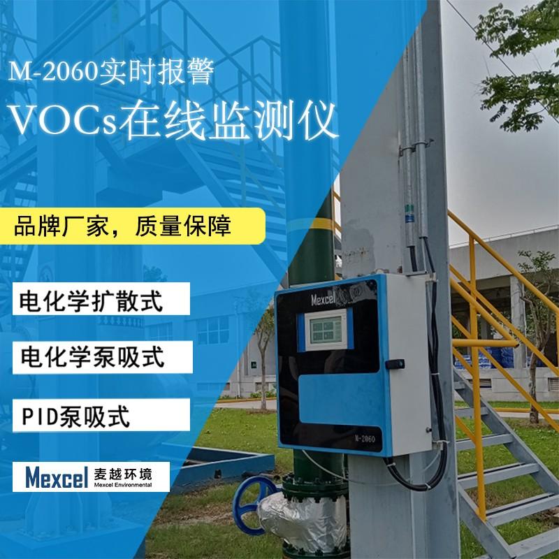 vocs在线监测设备厂家排名
