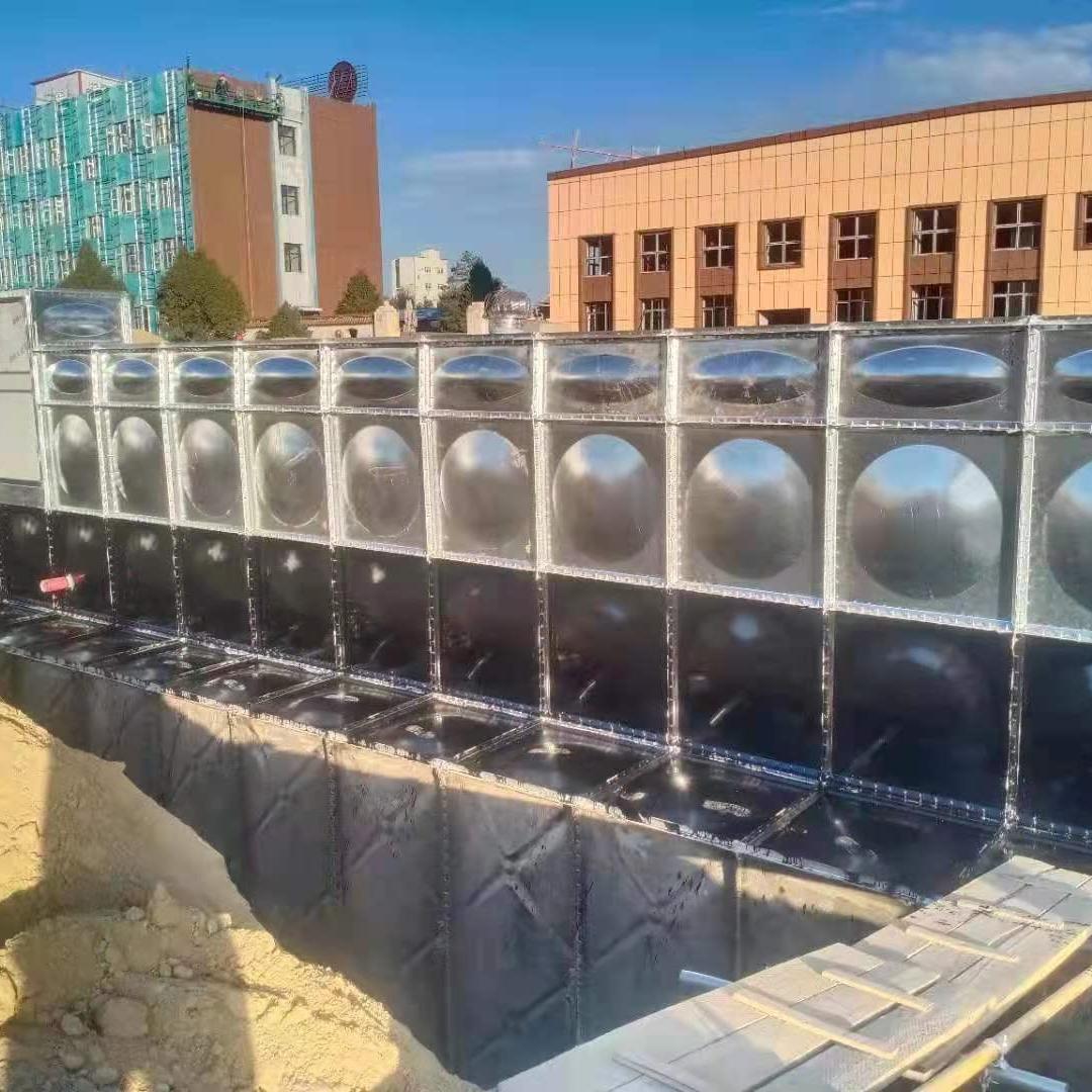 新疆BDF装配式地埋箱泵一体化 长轴深井泵