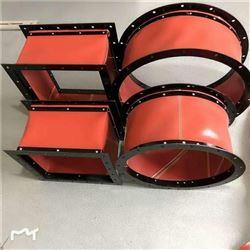 干燥机硅胶布离心风机软连接