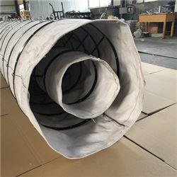散装下料水泥输送伸缩帆布袋