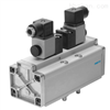 FESTO电磁阀MDH-5/3G-3/4-D-4-24DC作用